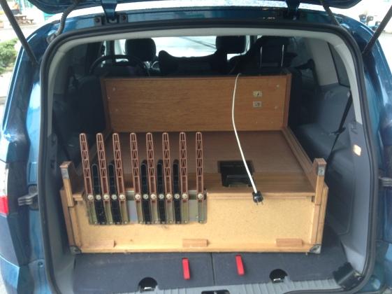 Orgel i bil